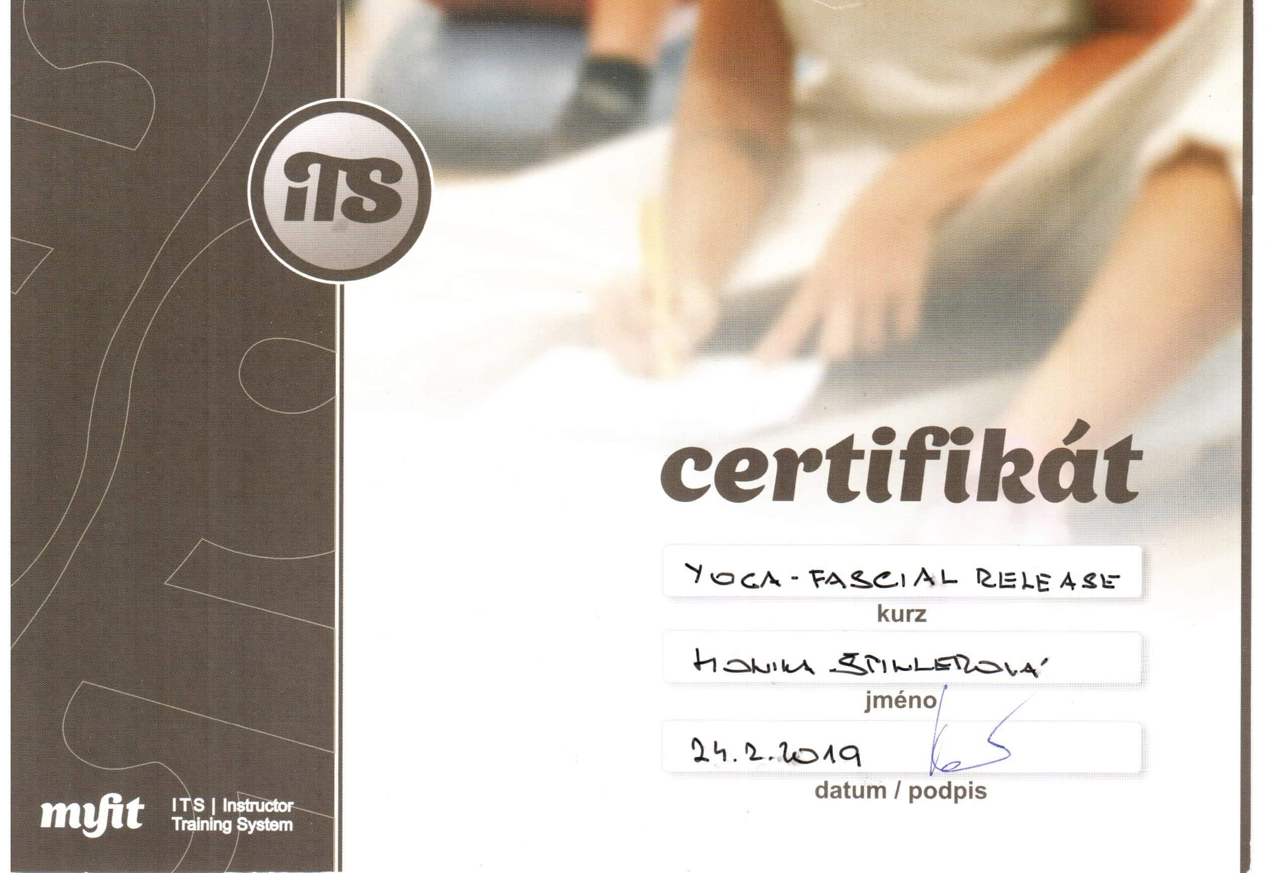 Yoga Fascial Release
